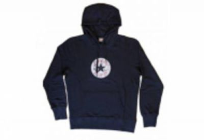 CONVERSE - VINTAGE PATCH HOODY mikina