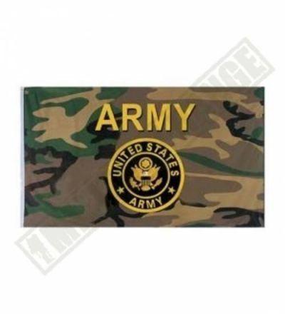 Vlajka ARMY WOODLAND