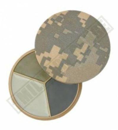 Barvy maskovací DISK 3barvy se zrcátkem AT DIGITAL