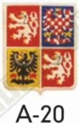 Nášivka ZNAK ČR