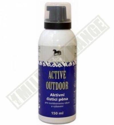 Pěna aktivní ACTIVE OUTDOOR 150ml