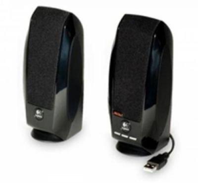 LOGITECH S150 OEM, 2.0, černá, USB