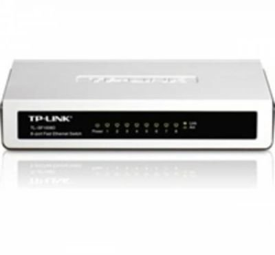 TP-Link TL-SF1008D switch 8 x 10/100Mbps