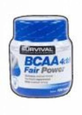 Survival Nutrition BCAA 4:1:1 Fair Power 150 tablet