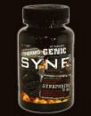 Extrifit Syne Thermogenic 10mg Burner 60 tablet