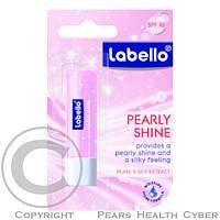 Labello Pearly Shine balzám na rty LSF 10 4,8 g