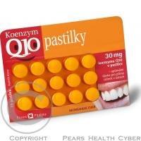 Rosen Koenzym Q10 30 mg 15 pastilek
