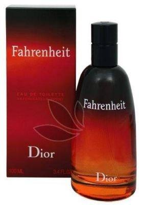 DIOR - Fahrenheit – Toaletní voda pro muže – Dřevité tóny a tóny kůže