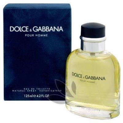 DOLCE & GABBANA - Pour Homme - Toaletní voda