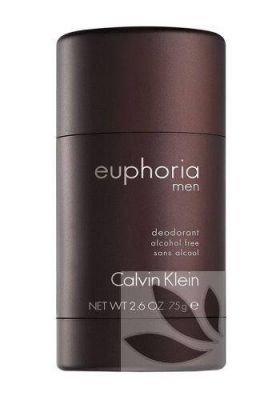 Calvin Klein Calvin Klein Euphoria Men Pánský Deodorant 75g deostick pánská  - deodorant 75 g