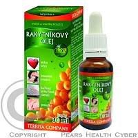 Terezia 100% Rakytníkový olej v kapkách 30 ml