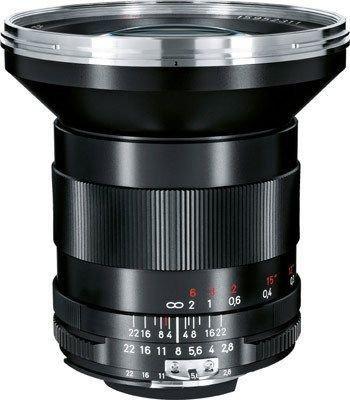 Carl Zeiss Distagon T* 21mm f/2,8 ZF.2 pro Nikon