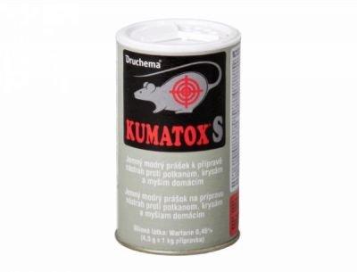 Kumatox S prášek 130g