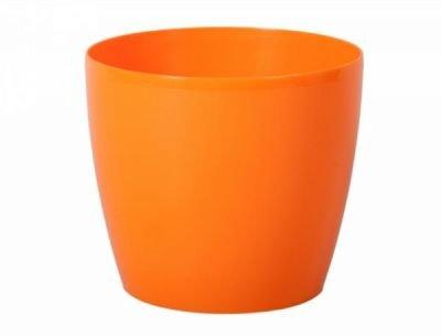Obal MAGNOLIE d21cm oranžový lesklý