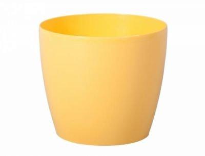 Obal MAGNOLIE d21cm/žlutý lesk