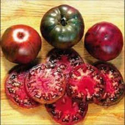 Rajče Černý Krim 1- semínka 5 ks