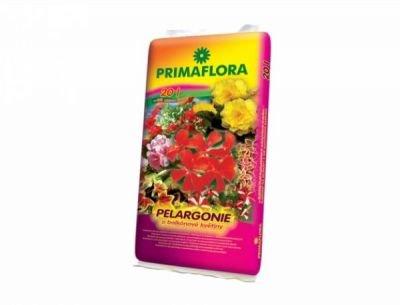 Substrát pro pelargonie, 20l - Primaflora