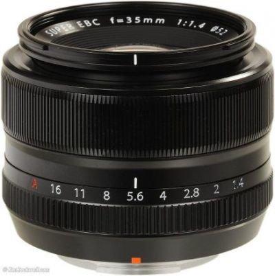 Fujinon XF 35mm f/1,4 R