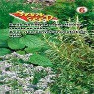 Směs jednoletých aromatických rostlin - na záhon - semena 2 g