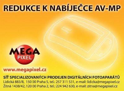Megapixel plato NP-FW50 pro Sony