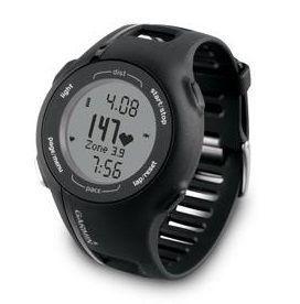 GPS GARMIN Forerunner 210 HR Black