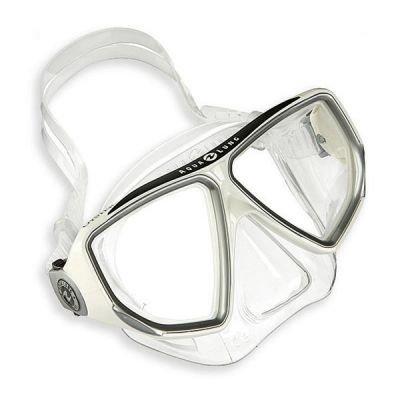 Potápěčská maska Technisub Oyster LX - dospělí, bílá