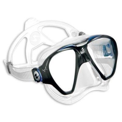 Potápěčská maska Technisub Impression silikon transparent, modrá