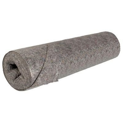 Fólie Spokar zakrývací, savá, 1x10m, + textilní vrstva