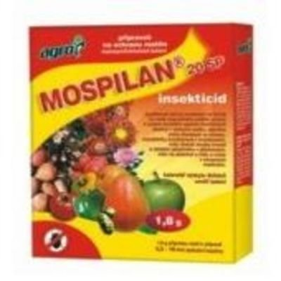 Insekticid Agro Mospilan 20 SP - 2x1,8 g