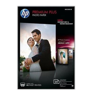 Papíry do tiskárny HP Photo 10x15, 300g, 25 listů