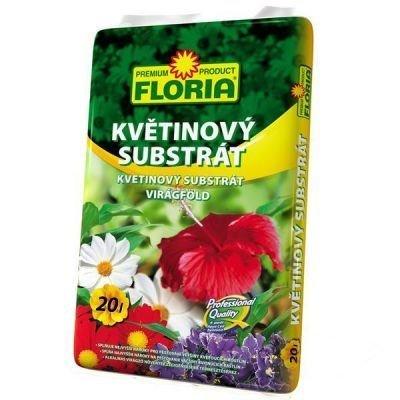 Substrát Agro Květinový 20 l