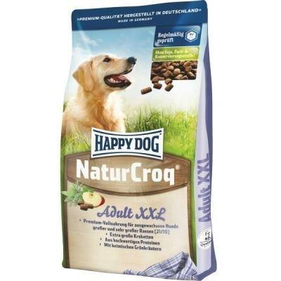 Granule HAPPY DOG NATUR-Croq XXL 15 kg, Dospělý pes