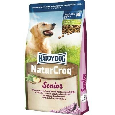 Granule HAPPY DOG NATUR-Croq Senior 15 kg, Dospělý pes
