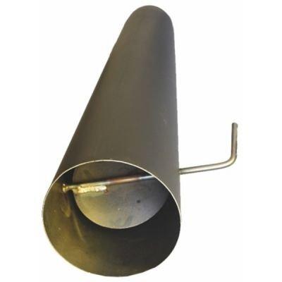 Roura kouř CEV 2SP155RK siln.150/0,5m klapk