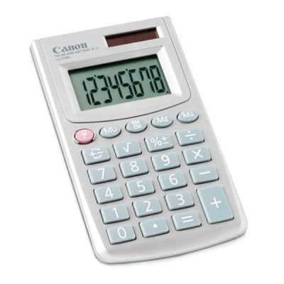 Kalkulačka Canon LS-270H, bílá