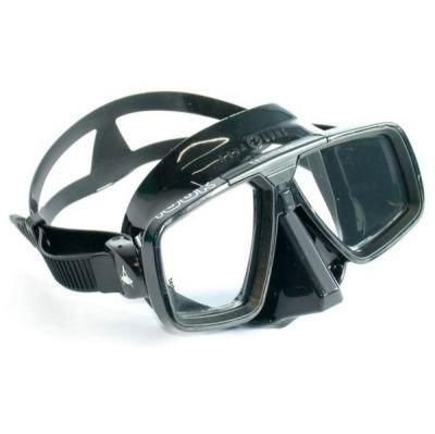 Potápěčská maska Look silikon černý - univerzální, černá