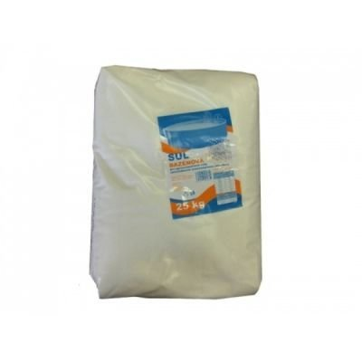 Sůl bazénová Marimex, 25 kg