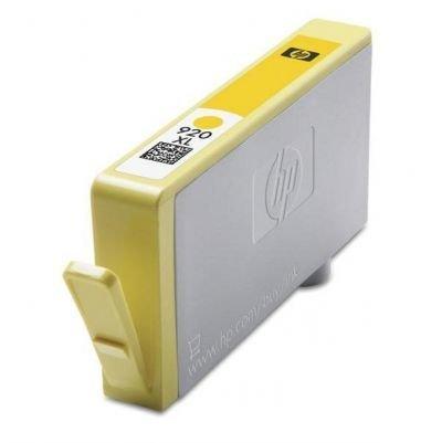 Inkoustová náplň HP No. 920XL, 700 stran originální - žlutá