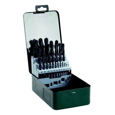Sada Bosch 25 dílná vrtáků do kovu HSS-R
