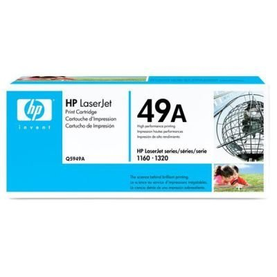 Toner HP Q5949A, 2,5K stran originální - černá