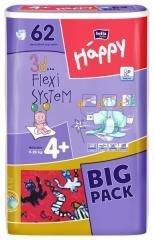 Pleny Bella Happy Maxi Plus Big Pack 62ks