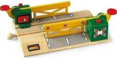 Železniční přejezd Brio magnetický
