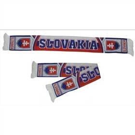Šála pletená - Slovakia 1 SportTeam