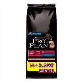 Purina Pro Plan Adult Large Robust kuře 14kg + 2,5 kg