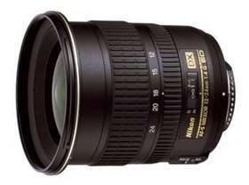 Nikon NIKKOR 12-24MM F4 G IF-ED AF-S DX černý