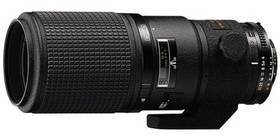 Nikon NIKKOR 200MM F4 AF D IF-ED A MICRO černý