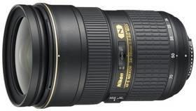 Nikon NIKKOR 24-70MM F2.8G ED AF-S černý