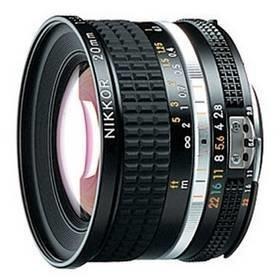 Nikon NIKKOR 20MM F2.8 NIKKOR A černý