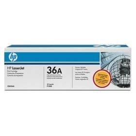HP CB436A, 2K stran (CB436A) černý
