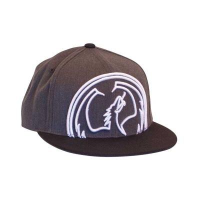 kšiltovka DRAGON - Risen Hat Black (001)